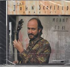 The John Scofield Quartet/meant to be (NUOVO!)