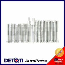 Cylinder Head Bolts For 96-09 Chevrolet Pontiac Oldsmobile Buick 3.1L 3.4L V6