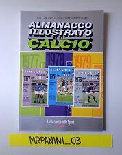 ALMANACCO PANINI 1977-78-79 - La Gazzetta dello sport - Album Figurine-stickers
