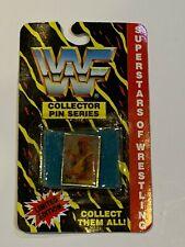 WWF Hulk Hogan Limited Edition Collector Pin Series Superstars of Wrestling 1991