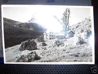 Cartolina Rifugio Cinque Torri Nuvolao Passo Falzarego ^