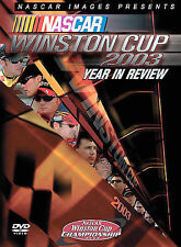 NASCAR - Winston Cup 2003 (DVD, 2003) BRAND NEW