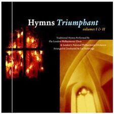 Hymns Triumphant Vols. 1 & 2 * by London Philharmonic Choir (CD, Apr-2002, 2 Discs, Sparrow Records)