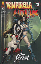 10 Witchblade/Darkness 1's Nm + Wizard #1/2 Credit Card Promo Comic Nm