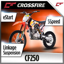 "BRAND NEW Crossfire CF250 250cc Dirt Bike  19"" 16"""