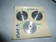 Winfred M. Berg Sprockets 3MP26S-30  Lot of 3