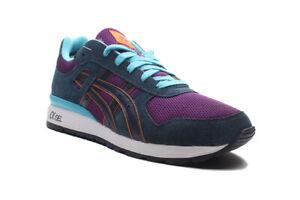 Men's Asics GT-II H408N 3350 Purple/Navy Shoes
