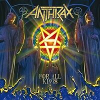 Anthrax - For All Kings [CD]