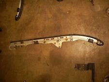 1997 skidoo mach 1 z f chassis sc10 left side rear suspension rail