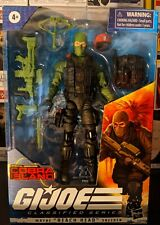 G.I. Joe Classified Beach Head Cobra Island Blue Eyes MIB Hasbro