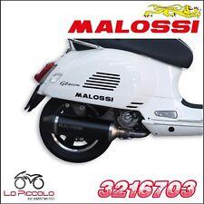 3216703 silenciador Malossi RX homologada Vespa GTS 250 es decir 4T LC