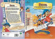 FIEVEL - IL MISTERO DEL MOSTRO DELLA NOTTE (1999) vhs ex noleggio