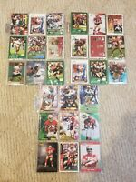 Lof Of 50+ San Francisco 49ers Cards HOF/Stars Montana/Rice/Others