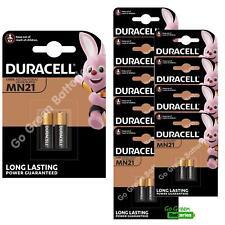 20 x Duracell MN21 A23 12V Alkaline Batteries 23A LRV08 K23A E23A V23GA 12 Volt