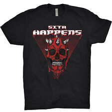 Sith Happens t Shirt Shi t happens Star Wars Darth Maul Lord Vader Han Solo Jedi