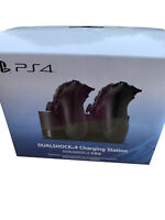 Brand New Genuine For Sony PS4 Dualshock 4 Power Charger Charging Station Dock