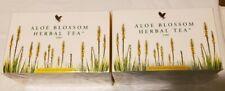 Forever Aloe Blossom Herbal TEA (25 bags each) caffeine free HALAL/ KOSHER