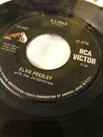 U.S.Male Elvis Presley W/ The Jordanaires 45 RPM Near Mint 47-9465