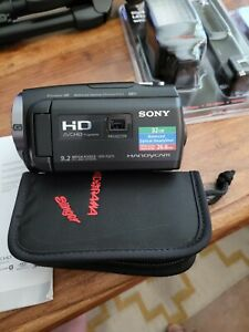 SONY HDR-PJ670 Handycam 60x Kit. Lenses and Extras!!
