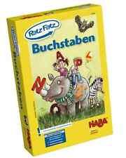Mitbringspiel Lernspiel Ratz Fatz Buchstaben 4536 Lernspielsammlung  HABA neu
