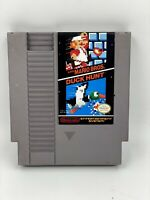 Super Mario Brothers & Duck Hunt - NES Nintendo Game Authentic