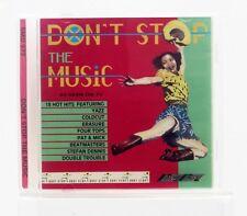 No Stop The Music - Yazz COLDCUT Erasure - CD de Música