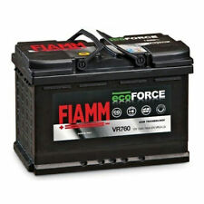 VR760 BATTERIA AUTO FIAMM eco-FORCE AGM START&STOP 70Ah 760A 275x175x190