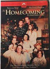 New The Waltons Homecoming:A Christmas Story Dvd~Richard Thomas~'71 Family Movie