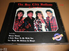 BAY CITY ROLLERS hits CD best of BYE BYE BABY give a little love SHANG LANG