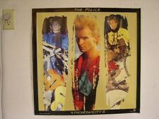 The Police Poster Band Shot Synchronicity 2 Old