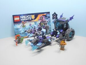 LEGO Nexo Knights Ruina`s Käfig Roller 70349 mit OBA (135)