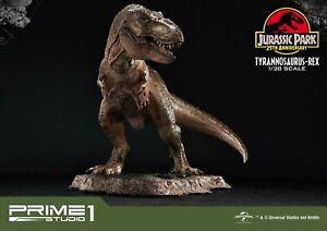 Jurassic Park Tyrannosaurus Rex Prime Collectible Figure 1/38 PVC Statue PCFJP-0