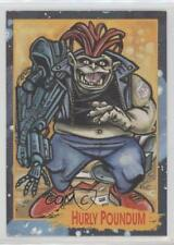 1992 Star Pics Troll Force #7 Hurly Poundum Non-Sports Card k0w