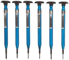 Moody Tools 58-0670 6-Piece Extractor Combo Reversible Driver Set
