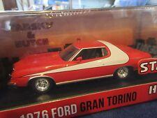 GreenLight Starsky & Hutch 1976 Ford Gran Torino Police 1:43 O Scale
