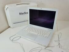Apple MacBook Laptop Mc207Ll/A 2.4Ghz 2gb Ram Working, but damaged - As-Is