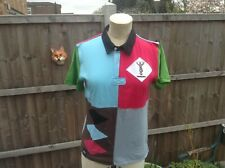 Genuine HARLEQUINS Rugby Club RFC s/s kids rugby shirt Size 11-12 yrs  BRAND NEW