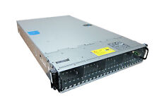 Dell Poweredge C6300 24B SFF 2U w/2x C6320 Node CTO Barebone – No CPU/RAM/HDD
