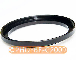 51mm to 57mm 51-57 mm Step Up Filter Ring  Adapter
