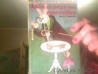 Lewis Carroll pour Alice au pays des merveilles