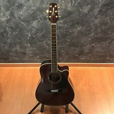 Takamine EG-334RC Burgundy Acoustic Guitar