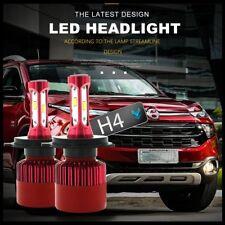 Nissan Navara D22 D40 H4 LED Headlight KITGlobes Bulbs vs hid Xenon Halogen OZ