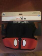 Disney Tails Mickey Mouse Harness Dogs Size Small Disney Parks New
