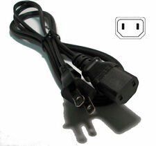 2-Prong AC Power Cord for Klipsch RW-8 RW-10D RW-12D Sub Subwoofer Speaker Cable