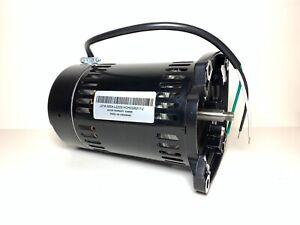 CENTURY USQ1052 Pump Motor,1/2 HP,3450 RPM,115/230 V, J218-582AL 48Y
