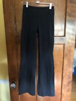 Lucy XS Powermax Women's Black Workout Athletic Tights Pants-Sassy!