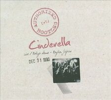 Authorized Bootleg: Live at the Tokyo Dome - Tokyo, Japan Dec. 31 1990 [Digipak] by Cinderella (CD, Mar-2009, Mercury)