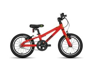 Frog Bikes Frog 40 Hybrid Bike 3-4 Yrs Red