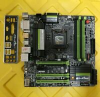 GigaByte G1.Snipper M5, LGA1150 Z87 3x PCIE x16 SATA3 HDMI/DP/DVI + IO-Shield