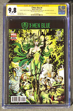X-Men # 9 SS CGC 9.8 The GIFTED Cast Signing Dumont Chung Big Hero 6 Steranko